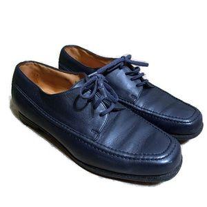 JM Weston Handmade shoes luxury leather